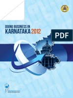 Doing Business in Karnataka Booklet FINAL