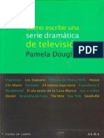 Douglas Pamela - Como Escribir Una Serie Dramatica de Television