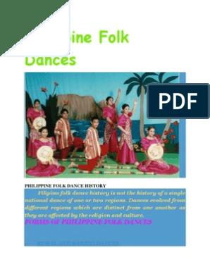 Philippine Folk Dances- History | Philippines | Religion And
