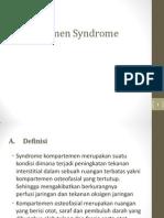 Kompartemen Syndrome