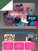 ENSEÑANZA TRANSFORMADA