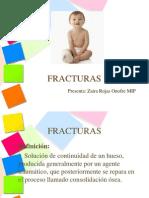 Fracturas en Pedia Zai