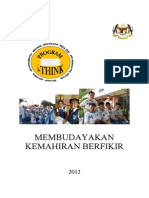 Buku Panduan Program I THINK BM