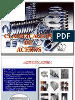 Clasificacion de Aceros1