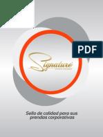 Signature Uniformes