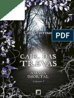02 Cair Das Trevas - Cate Tiernan