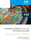 Patrimonio Cultural Documental