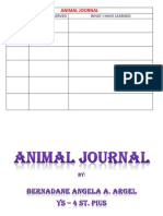 Animal Journal