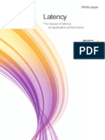 Latency White Paper from NSN