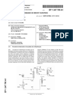 (2002) EP1247795A1 Process for the Production of 2-Ethylhexyl Acrylate