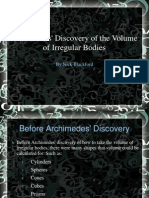 Discovery of Irregular Volumes