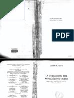 Evolucion del pensamiento judio- Agus.pdf