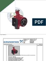 Afrigreen Grundfos UPS 25-80-2