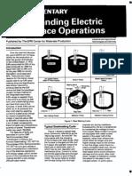 -- Understanding Electric Arc Furnace Operation