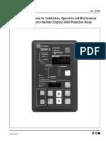 Manual Digitrip 3000