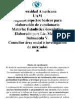 Elaboracindecuestionario c Uam Mayo10 120315162011 Phpapp02