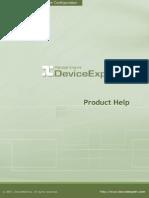 Device Expert Help