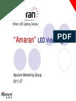 Amaran Led Video Light