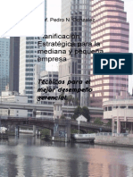 Planificacion Estrategica Para La Mediana y Pequena Empresa