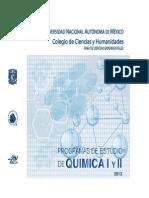 Avance QuimicaI II
