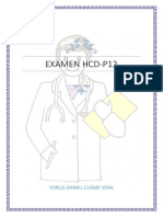 Examen HCD Yorlis Daniel Cusme Vera