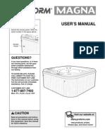 Spa User Manual