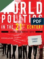 World Politics in the 21st Century