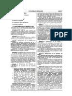 Ley Perú 29719