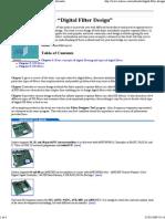 Digital Filter Design 0