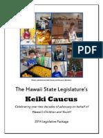 2014 Keiki Caucus Booklet