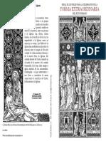 Misal para fieles latin-español para la misa tradicional, tridentina o forma extraordinaria