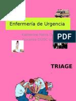 1- u3 Enfermeria de Urgencias TRIAGE