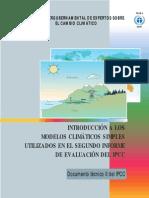 GRUPO INTERGUBERNAMENTAL DE EXPERTOS SOBRE EL CAMBIO CLIMÁTICO