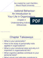 Organization Behaviour