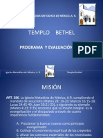 Evaluación 2013