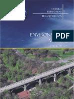 DDOT Environmental Manual 2012
