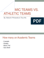 academic vs  athletic 1