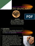 Secreto Bancario (2)