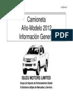 DMax SPA 1 General Information Student Ver3 ESPANOL 1.1 REVOK 01 Modo de Compatibilidad