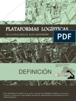 PLATAFORMA LOGÍSTICA - ALEX