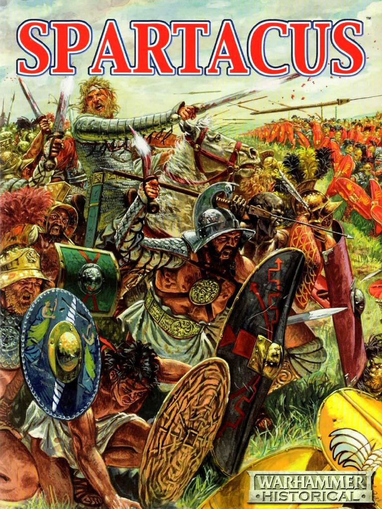 Warhammer Ancient Battles Spartacus