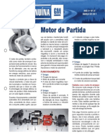 Motor de Partida GM