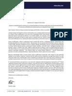 Ocean Acidification/LD 1602 - Testimony