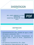 Deshidratacion Clase Upao 2013