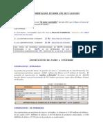 Balanza Comercial de Ecuador de enero a noviembre del año 2013 y algo más