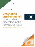 Untangling omni-channel retail