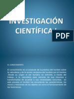 Investigacion Cientifica Clase1