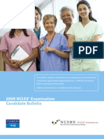 2009 Detailed NCLEX Process