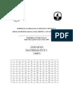 Maths Spm Melaka Answer