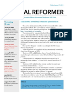 NorCal Reformer 13 (January 17 2014)